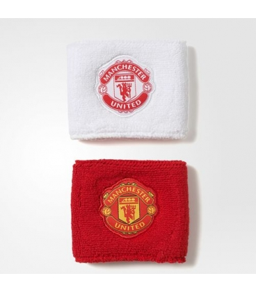 Manchester United Adidas Wristbands
