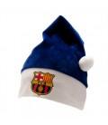 FC Barcelona Christmas Hat