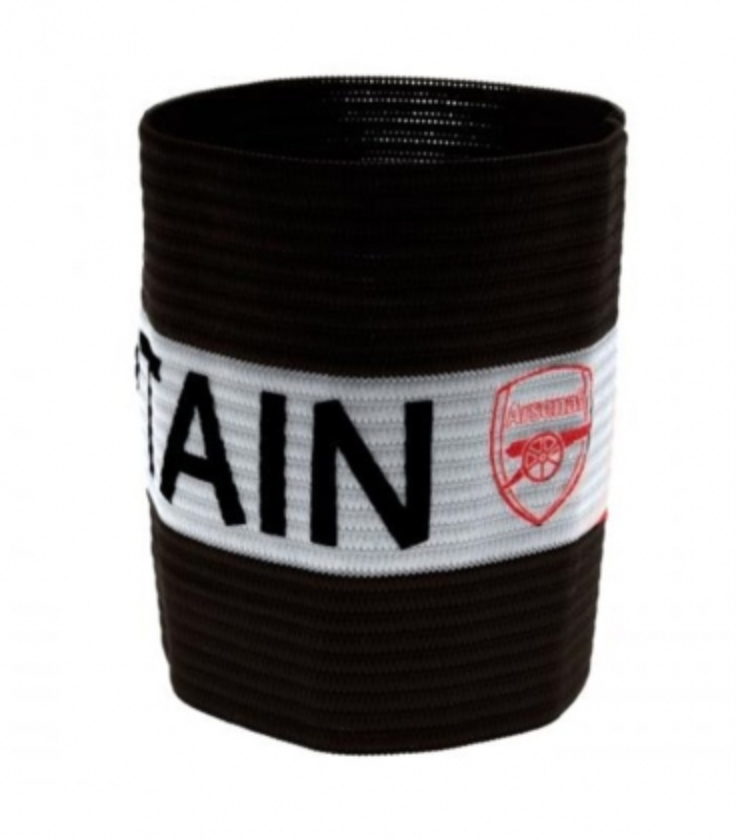 Arsenal Captain's Armband