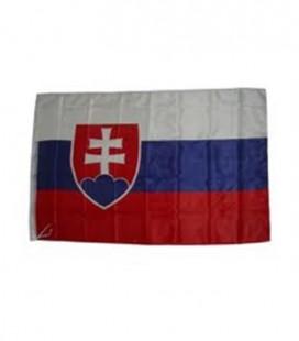 Slovakia Ice Hockey Flag