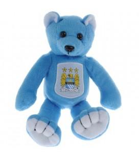 Manchester City Beanie Bear