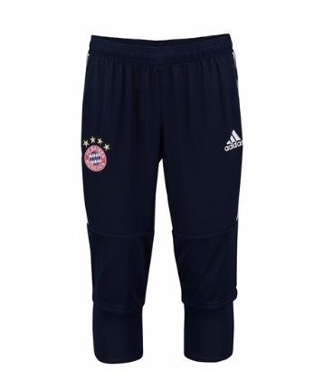 Bayern Munich Training 3/4 Pants – Navy