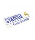 Real Madrid Street Sign