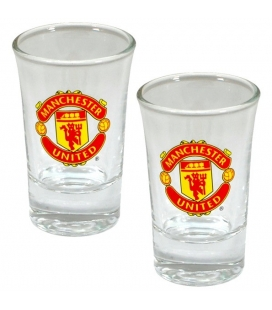 Manchester United Shot Glasses