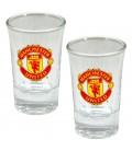 Manchester United Shot Glasses