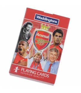 Arsenal Playing Poker Cards
