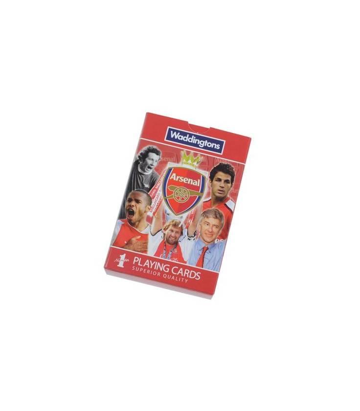 Arsenal Playing Poker Cards