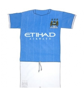 Manchester City Team Towel