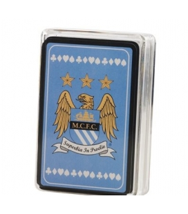 Manchester City Poker Cards