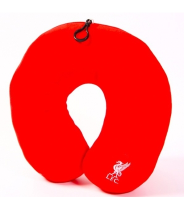 FC Liverpool Travel Cushion