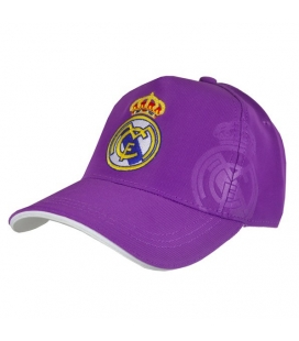 Real Madrid Cap - Purple