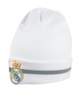 Real Madrid Hat - White