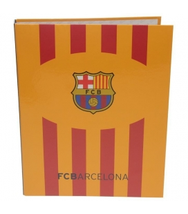FC Barcelona Ring Binder