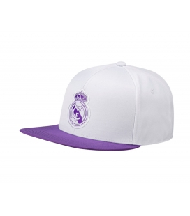 Real Madrid Adidas Team Cap - Violet