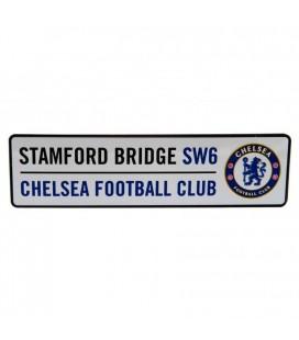 Chelsea 3D Street Sign