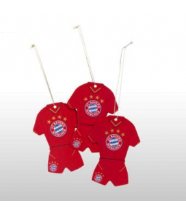 Bayern Munich Air Freshener - 3 pieces