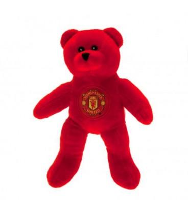 Manchester United Beanie Bear