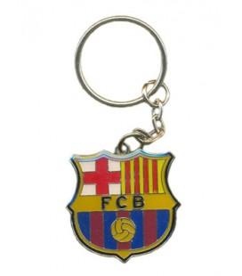 FC Barcelona Crest Keyring