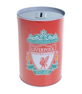 FC Liverpool Money Tin