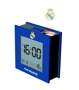 Real Madrid Digital Alarm Clock