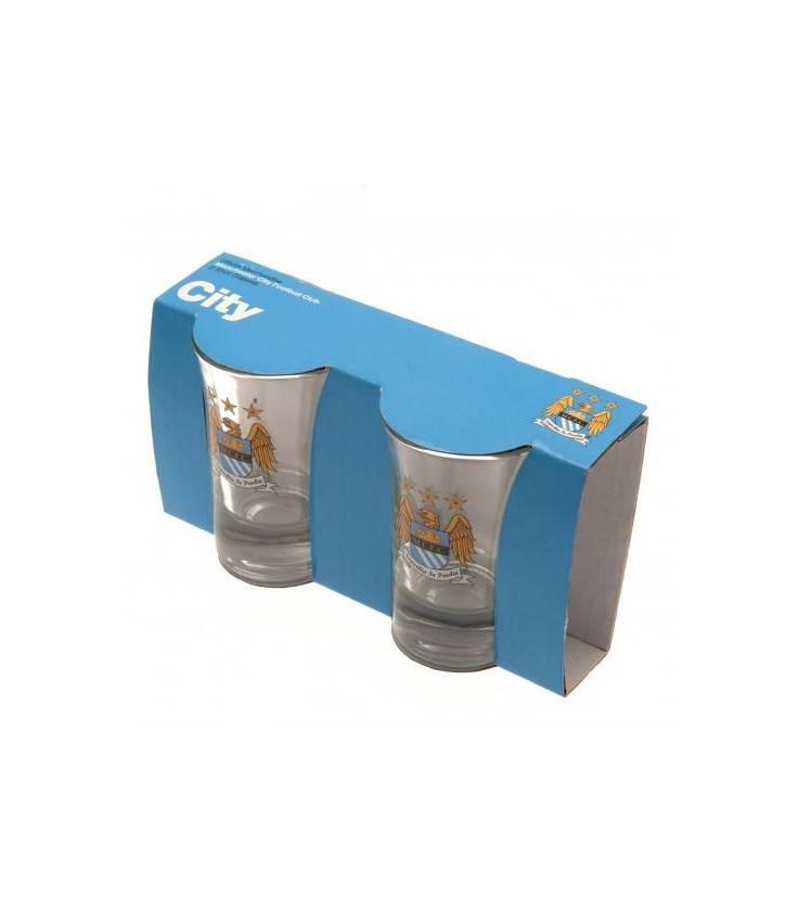 Manchester City Shot Glasses
