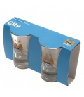 Manchester City Shot Glasses