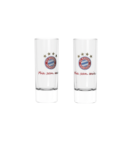 Bayern Munich Shot Glasses