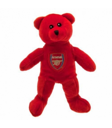 Arsenal Beanie Bear