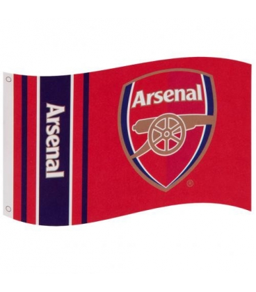 Arsenal Team Flag