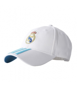 Real Madrid Adidas Team Cap - White