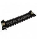 Real Madrid Scarf - Black