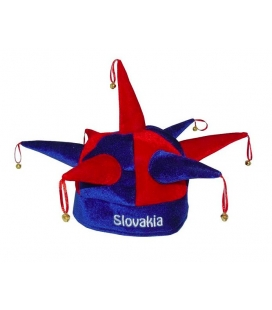 Slovakia Ice Hockey Jasper Hat - low