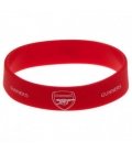 Arsenal Silicone Wristband