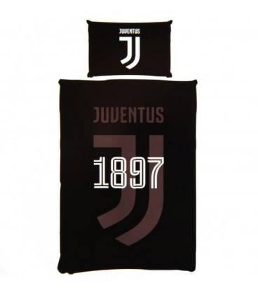 Juventus Single Duvet Set - Reversible