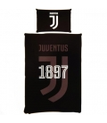 Juventus Single Duvet Set - Reversible