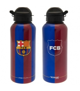 FC Barcelona Aluminium Water Bottle