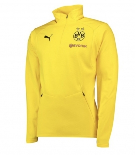 BVB Training Fleece - Yellow