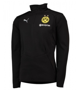 BVB Training Fleece - Black