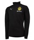 BVB Training Fleece - Black