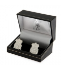 FC Liverpool Silver Plated Cufflinks