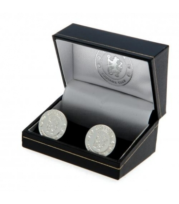 FC Chelsea Silver Plated Cufflinks
