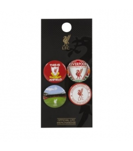 FC Liverpool Team Badges