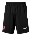 AC Milan Training Shorts - Black