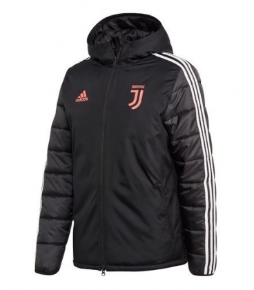 Juventus Winter Jacket - Black