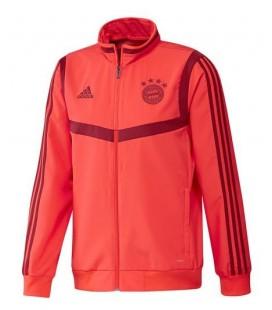 FC Bayern Pre Match Jacket