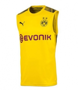 BVB Sleeveless Training Jersey
