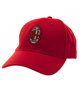 AC Milan Team Cap - Red