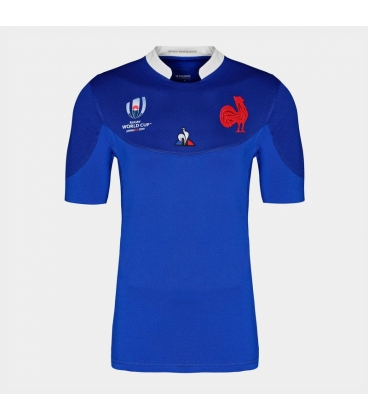 France Home Rugby Shirt 2019/20