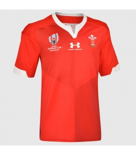 Wales Home Rugby Shirt 2019/20