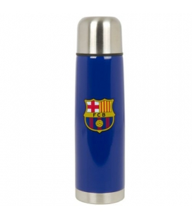 FC Barcelona Aluminium Thermo Flask